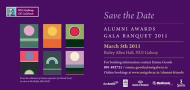 NUI Galway Announces 2009 Alumni Award Winners-image