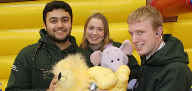 NUI Galway Medical Students Extend Teddy Bear Hospital-image