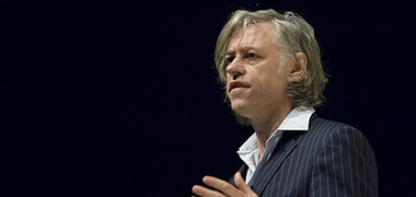 Bob Geldof to Make Guest Appearance at Tutu Event-image