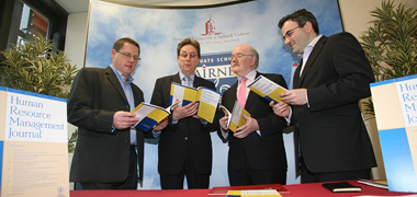 Editorial Office of Human Resource Management Journal launched at NUI Galway-image