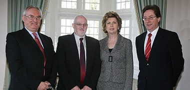 President McAleese Officially Launches UNESCO Chair at  NUI Galway-image