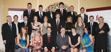 Ronnie Delaney Presents NUI Galway Sports Awards-image