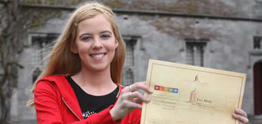Over 600 NUI Galway Students Commended for Volunteering-image