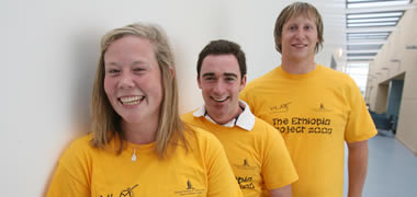 Engineering Students Fly to Ethiopia to Volunteer for Two Months-image