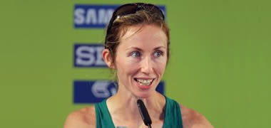 Olive Loughnane Wins Silver Medal at World Athletics Championships-image