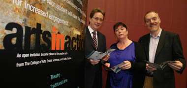 NUI Galway Launches its Arts in Action Programme-image