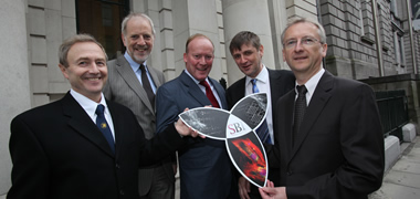 Minister Lenihan Announces €14.8 Million for the Establishment of New Research C-image