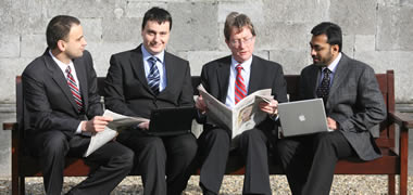 Virtual Stock Market at NUI Galway to Understand 'Boom and Bust' Cycles-image