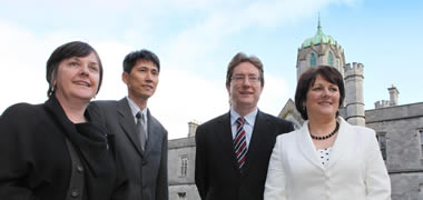 Minister Brady Launches WHO Centre at NUI Galway-image