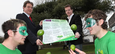 RTÉ Environment Correspondent Launches NUI Galway's Green Week -image