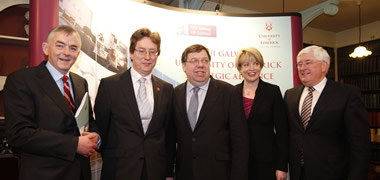 NUI Galway-UL Strategic Alliance to Drive Vital Research and Academic Excellence-image
