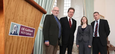 NUI Galway Announces New €10 million 'Lifecycle Institute'-image
