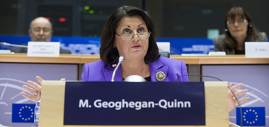 Máire Geoghegan-Quinn to Speak at NUI Galway-image