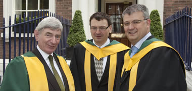 Royal Irish Academy Honours Top NUI Galway Academics-image