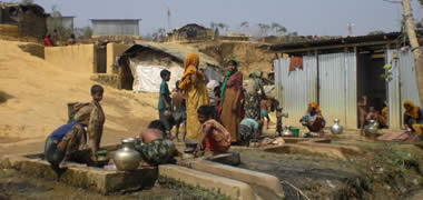 NUI Galway Report Concludes Crimes Against Humanity Committed Against Rohingyas-image