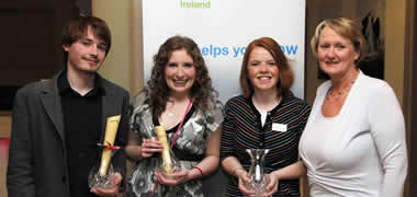 NUI Galway Students Sweep JCI Awards for Ireland's Outstanding Young People-image