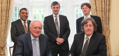Wake Forest Institute for Regenerative Medicine signs a MOU with NUI Galway -image