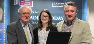 Postgraduate Information Systems Students Showcase Voluntary Project Work -image