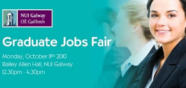 Top Galway Employers To Attend NUI Galway Graduate Jobs Fair-image