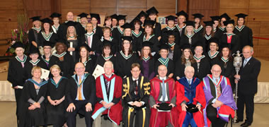 First Ever NUI Galway Community and Family Studies Degree Students Graduate-image