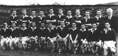 NUI Galway host 1960 Sigerson Cup Champions Reunion-image
