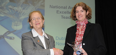 NUI Galway Academic Receives National Excellence in Teaching Award-image