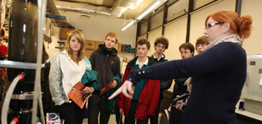 NUI Galway Reaches Out to Show Second Level Students Science-image