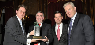 4th Annual NUI Galway Gala Dinner in New York Honours Coca-Cola Executive-image