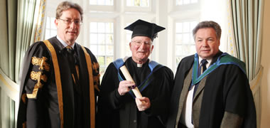 NUI Galway Winter Conferring-image