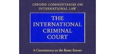 New Book by NUI Galway Human Rights Expert on International Criminal Court-image