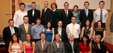 NUI Galway Announce Winners of 2010 Sports Awards-image