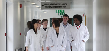 Increased Places in Medicine at NUI Galway-image