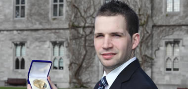 NUI Galway Students Win Biomedical Awards-image