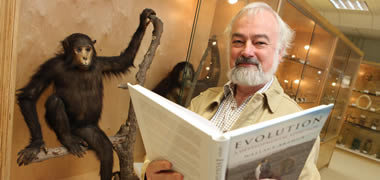 New Book by NUI Galway Professor Examines How Evolution Works-image