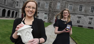 RTE's Tommie Gorman Presents Journalism Awards at NUI Galway-image