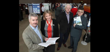 Engineering and IT Students Highlight Research-image