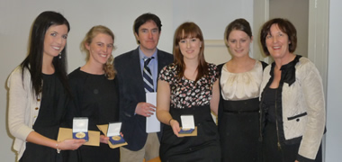 NUI Galway School of Medicine Team Win Jack Flanagan Medal-image