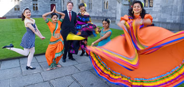 2nd International Dance Festival in Aid of the Special Olympics Ireland -image
