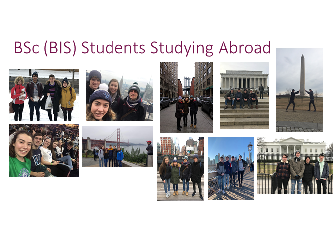 BIS Studying Abroad