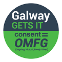 Galway gets it Logo