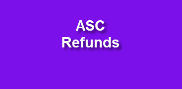 ASC Refunds
