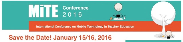 School of Education Conference on Mobile Technology in Teacher Education-image