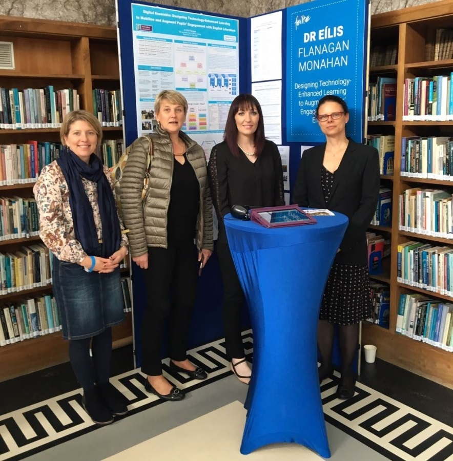 Staff contribute to Teaching Council, FÉILTE 2016 event in RDS, Dublin on Saturday 1st Oct.-image