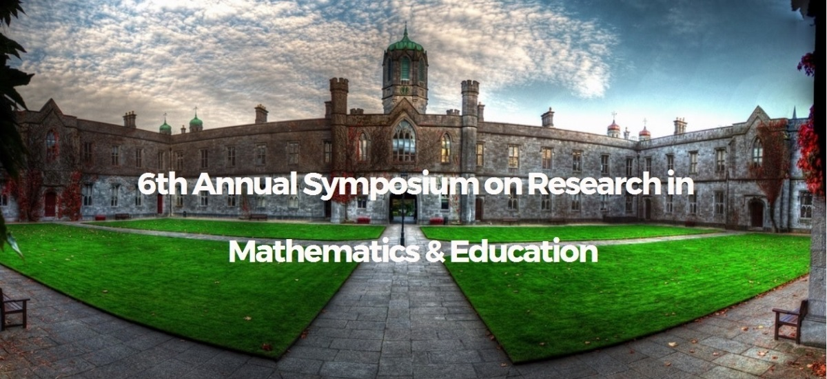 6th Annual Symposium on Research in Mathematics and Education-image