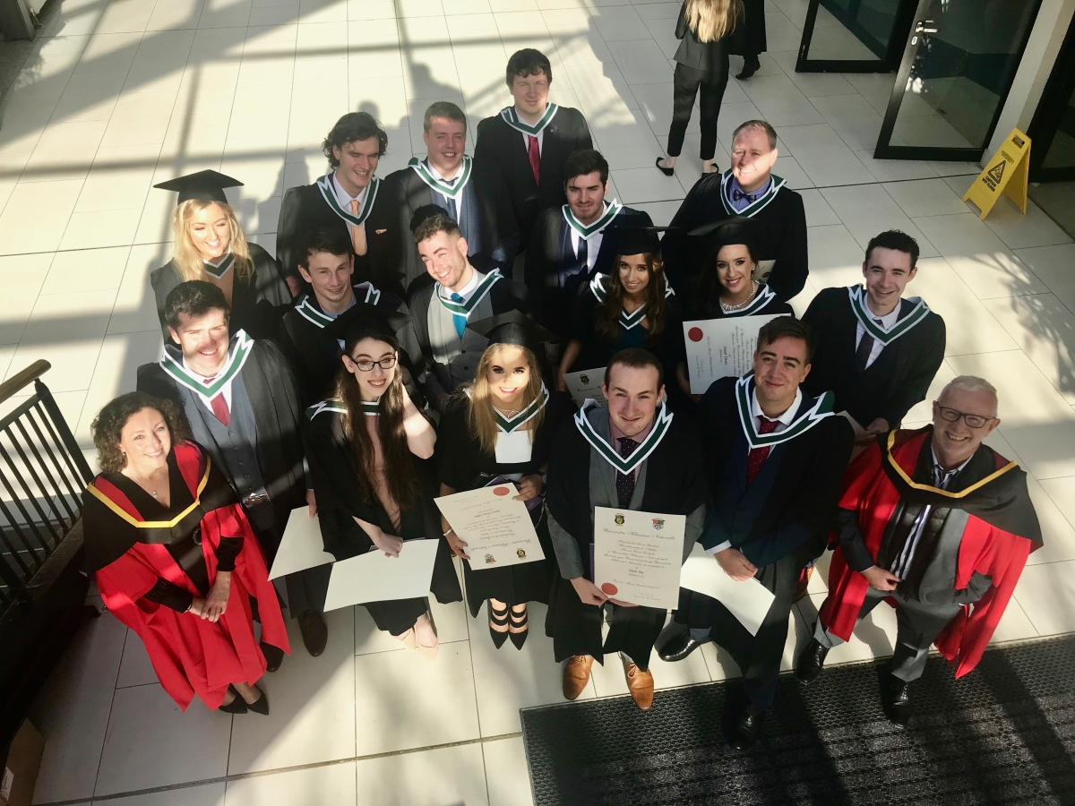 BA Mathematics and Education Students Class of 2018-image