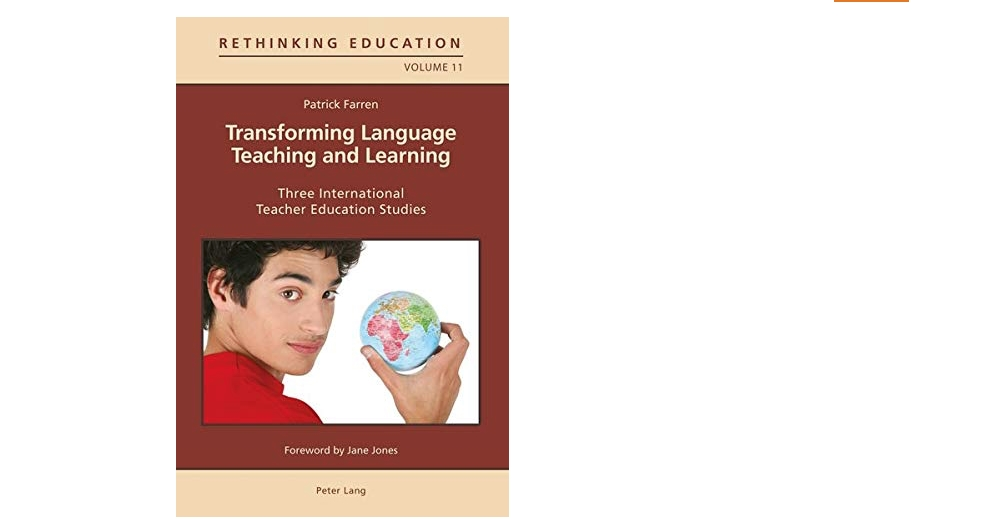 Book Launch - Transforming Language Teaching and Learning-image
