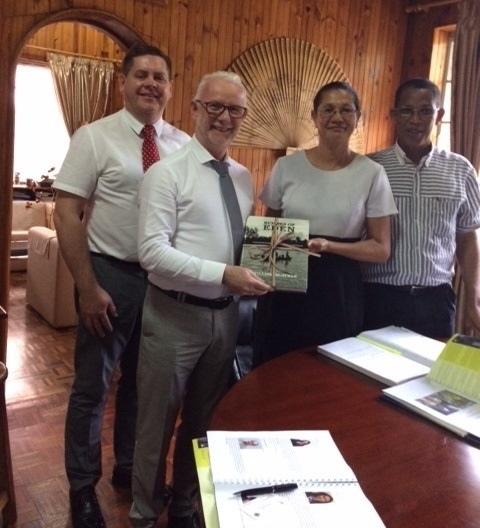 School of Education Collaboration With the Seychelles Institute of Teacher Education-image