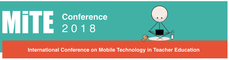 International Conference on Mobile Technology in Teacher Education (MiTE) 2018-image