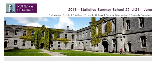 3rd Annual Statistical Summer School-image