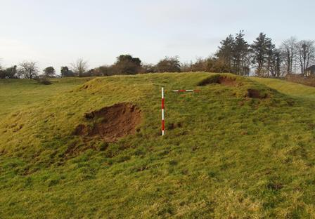 Research Connacht Project Rathbrennan mound